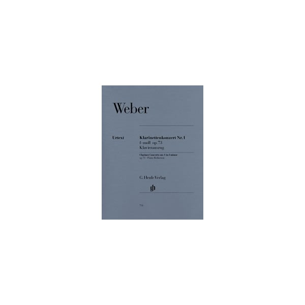 Weber, Carl Maria von - 6 Sonatas for Piano and Violin op. 10 (b)