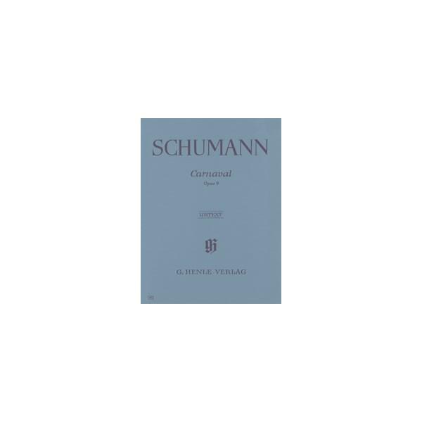 Schumann, Robert - Carnaval op. 9