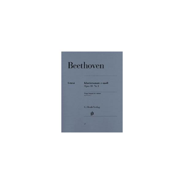 Beethoven, Ludwig van - Piano Sonata c minor op.10/1