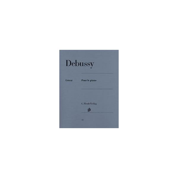 Debussy, Claude - Pour le Piano
