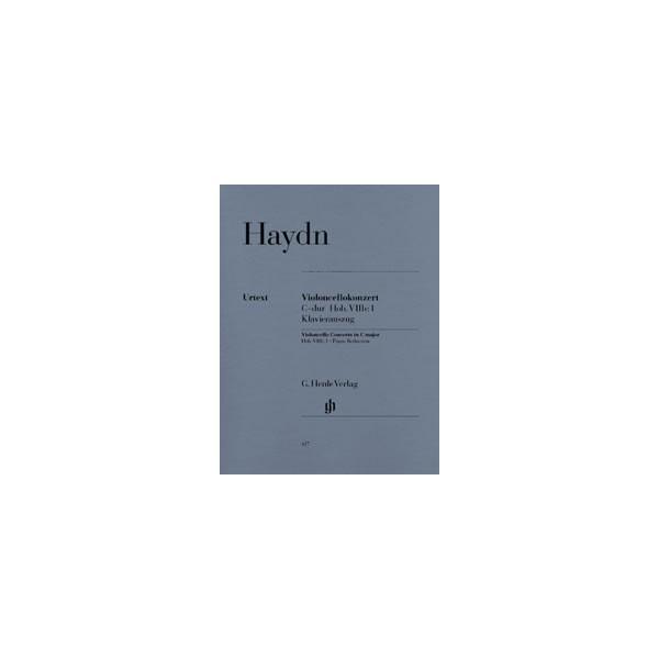 Haydn, Joseph - Concerto for Violoncello and Orchestra C major  Hob. VIIb:1