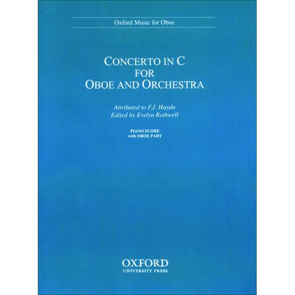 Concerto for oboe and orchestra - Haydn, Franz Joseph