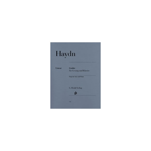 Haydn, Joseph - Songs for Voice and Piano