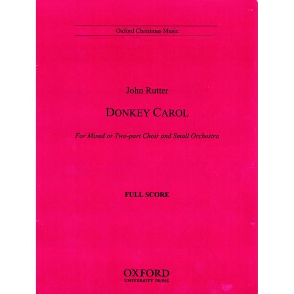 Donkey Carol - Rutter, John