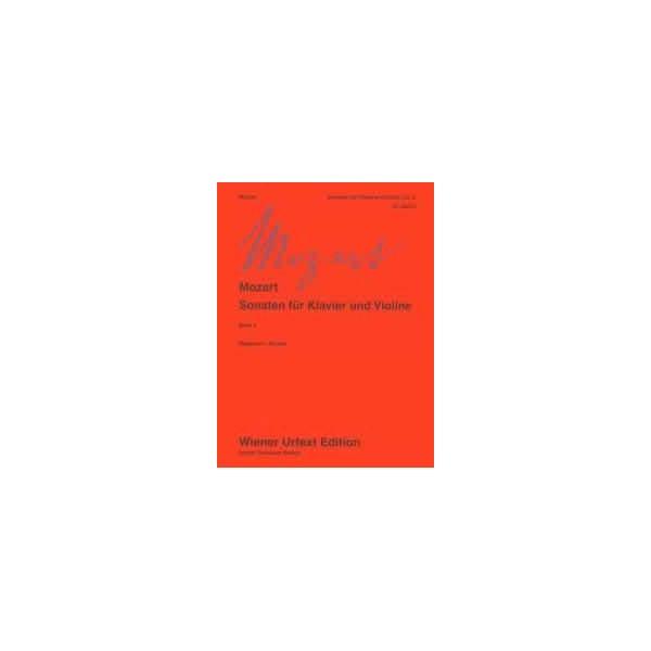 Mozart, Wolfgang Amadeus - Sonatas Band 2