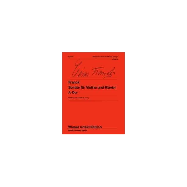 Franck, César - Sonata for Violin and Piano A major