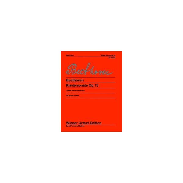 Beethoven, Ludwig van - Sonata C Minor op. 13