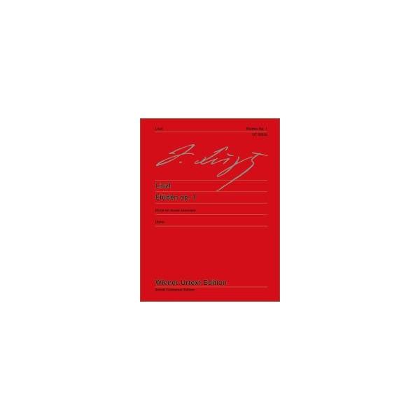 Liszt, Franz - 12 Studies op. 1