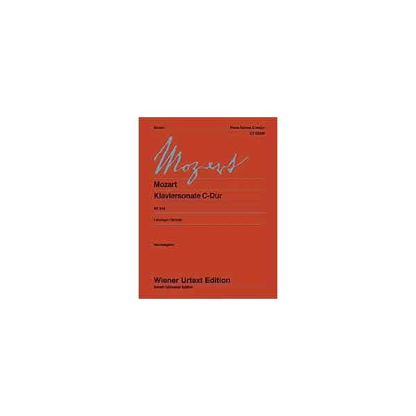 Mozart, Wolfgang Amadeus - Piano Sonata in C Major  KV 545
