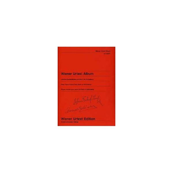 URTEXT ALBUM - Wiener Urtext Album