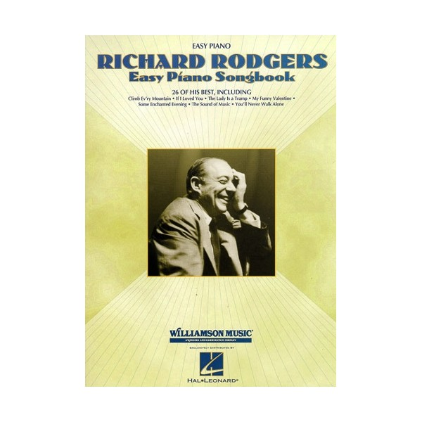 Richard Rodgers: Easy Piano Songbook