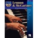 Keyboard Play-Along Volume 14: Lennon & McCartney