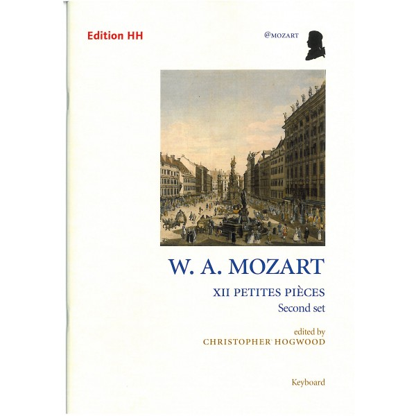 Mozart, W A - 12 Little Pieces, Second Set