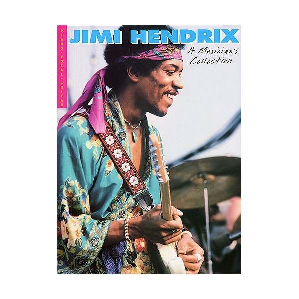 Jimi Hendrix: A Musicians Collection