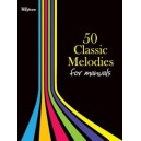 50 Classic Melodies for Manuals