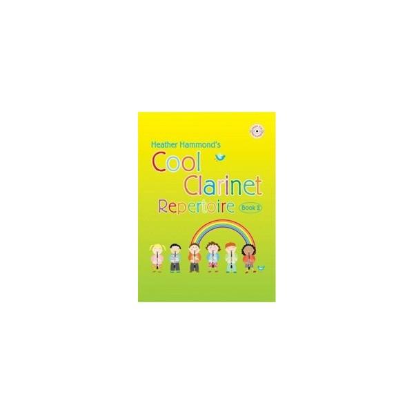 Cool Clarinet Repertoire - Book 2 Student
