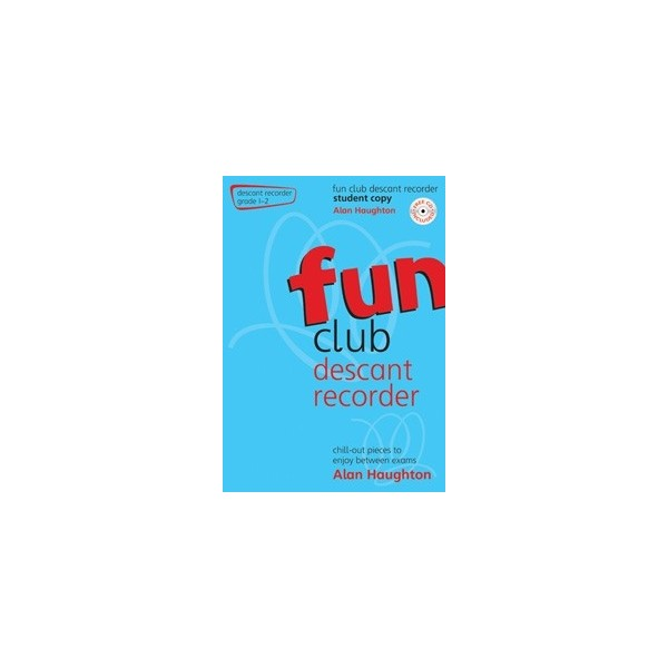 Fun Club Descant Recorder - Grade 1-2 Student