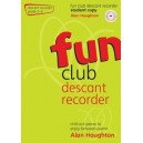 Fun Club Descant Recorder - Grade 2-3 Student