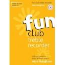Fun Club Treble Recorder - Grade 0-1