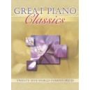 Great Piano Classics