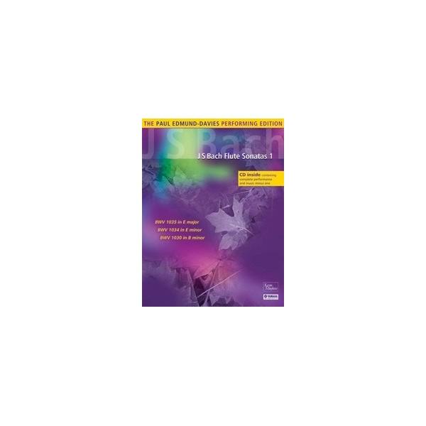 J.S. Bach Flute Sonatas - Book 1