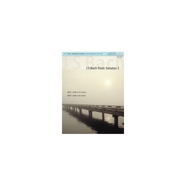 J.S. Bach Flute Sonatas - Book 3