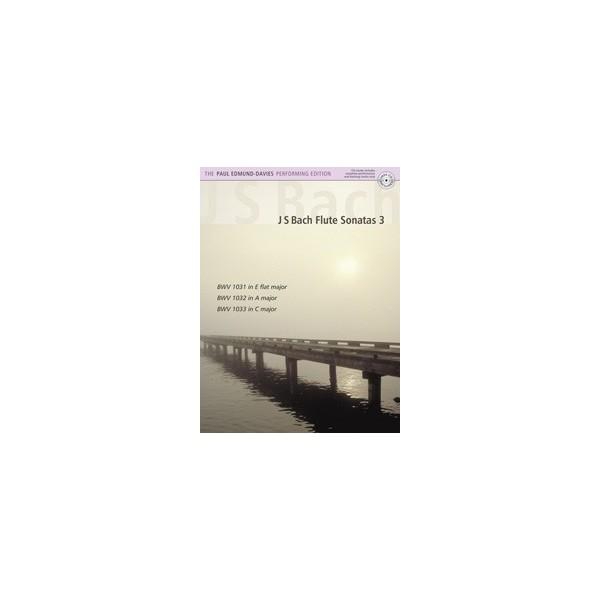 J.S. Bach Flute Sonatas - Book 2