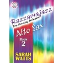 Razzamajazz Alto Sax - Book 2