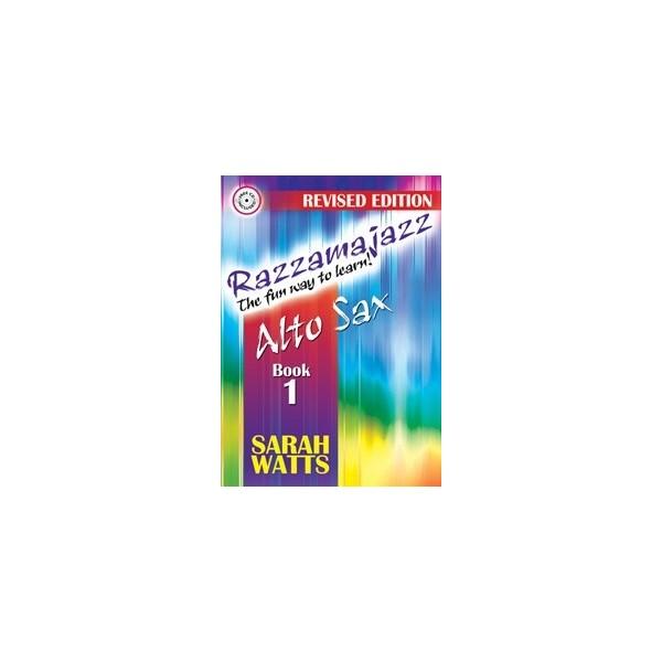 Razzamajazz Alto Sax - Book 1