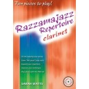 Razzamajazz Repertoire Clarinet