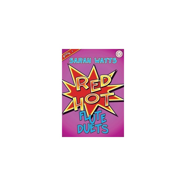Red Hot Flute Duets - Book 1