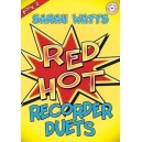 Red Hot Recorder Duets - Book 2