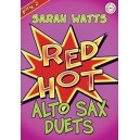 Red Hot Sax Duets Book 2
