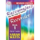 Razzamajazz Recorder - Book 1