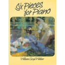 Six Pieces for Piano