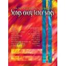 Songs Every Tenor Sings