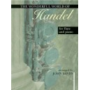 Wonderful World of Handel for Flute and Piano