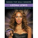 Songs For Solo Singers: Leona Lewis