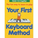 Your First Keyboard Method Omnibus Edition - Thompson, Mary (Author)