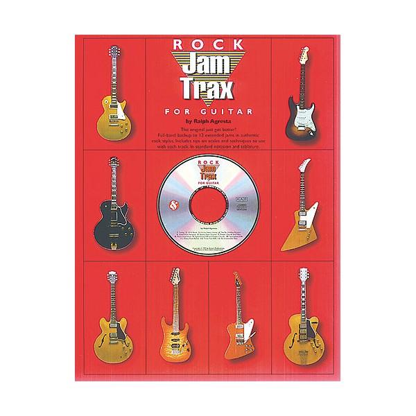 Jam Trax Rock For Guitar