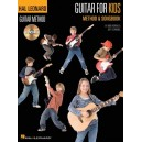 Hal Leonard Guitar Method: Guitar For Kids - Method/Songbook