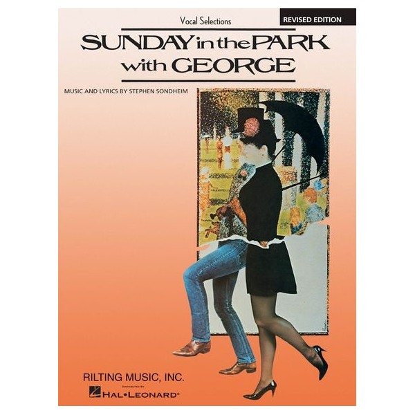 Stephen Sondheim: Sunday In The Park With George (Vocal Score)