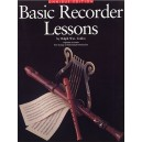 Ralph Zeitlin: Basic Recorder Lessons - Omnibus Edition