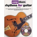 Easy Blues Rhythms For Guitar