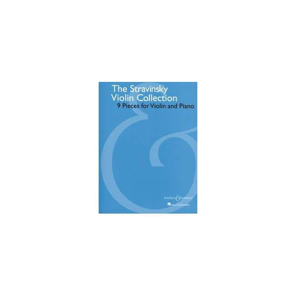 Stravinsky, Igor - The Stravinsky Violin Collection