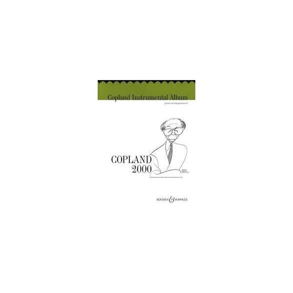 Copland, Aaron - Copland Instrumental Album