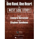 """Bernstein, Leonard - One Hand One Heart (in Eb (eb'-eb\""""))"""
