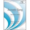 Del Tredici, David - Acrostic Song