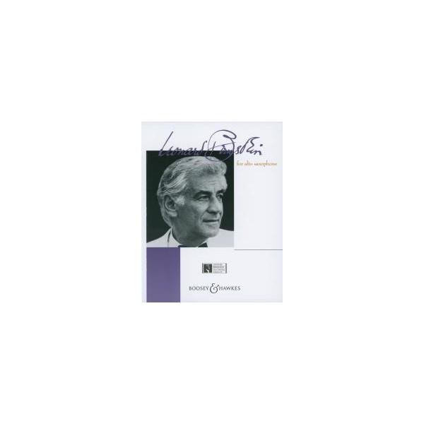Bernstein, Leonard - Bernstein for Alto Saxophone