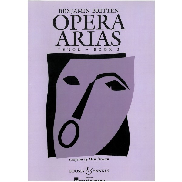 Britten, Benjamin - Opera Arias   Vol. 2